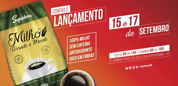 """Nova Edição Do Superbom Aberta Traz """"café"""" De Milho"""