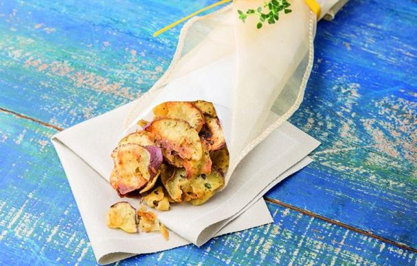 Chips Batata Doce   Credito Cesar Godoy Baixa