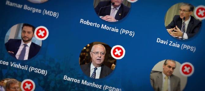PL 31 Tem Votação Adiada De Novo: Conheça Os Deputados Que São Contra A Aprovação Do Projeto