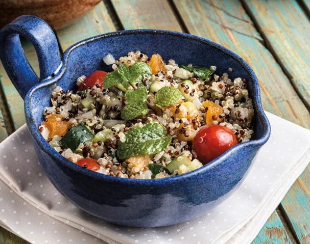 Tabule De Quinoa Tricolor