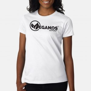 Camiseta Babylook – Veganos Brasil