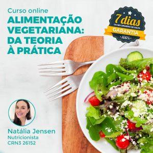 Curso Online – Alimentação Vegetariana: Da Teoria à Prática